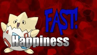 oras tutorial how to increase happiness fast effortlessly pokmon omega ruby and alpha sapphire