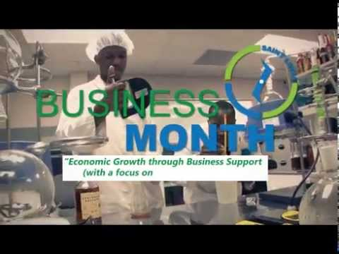 Saint Lucia's Business Month