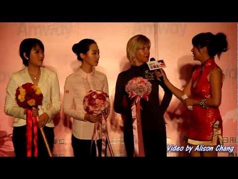 2011 安麗盃 賽前記者會 訪問 Amway Cup Press Conference A. Fisher & Y.R. Cha interview from YouTube · Duration:  1 minutes 38 seconds