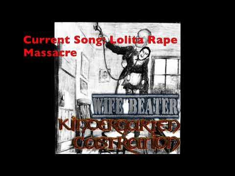 Wife Beater - Kindergarten Castration (Full Album)