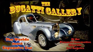 The Worlds Most Expensive Car!!! - Bugatti type 57SC Atlantic