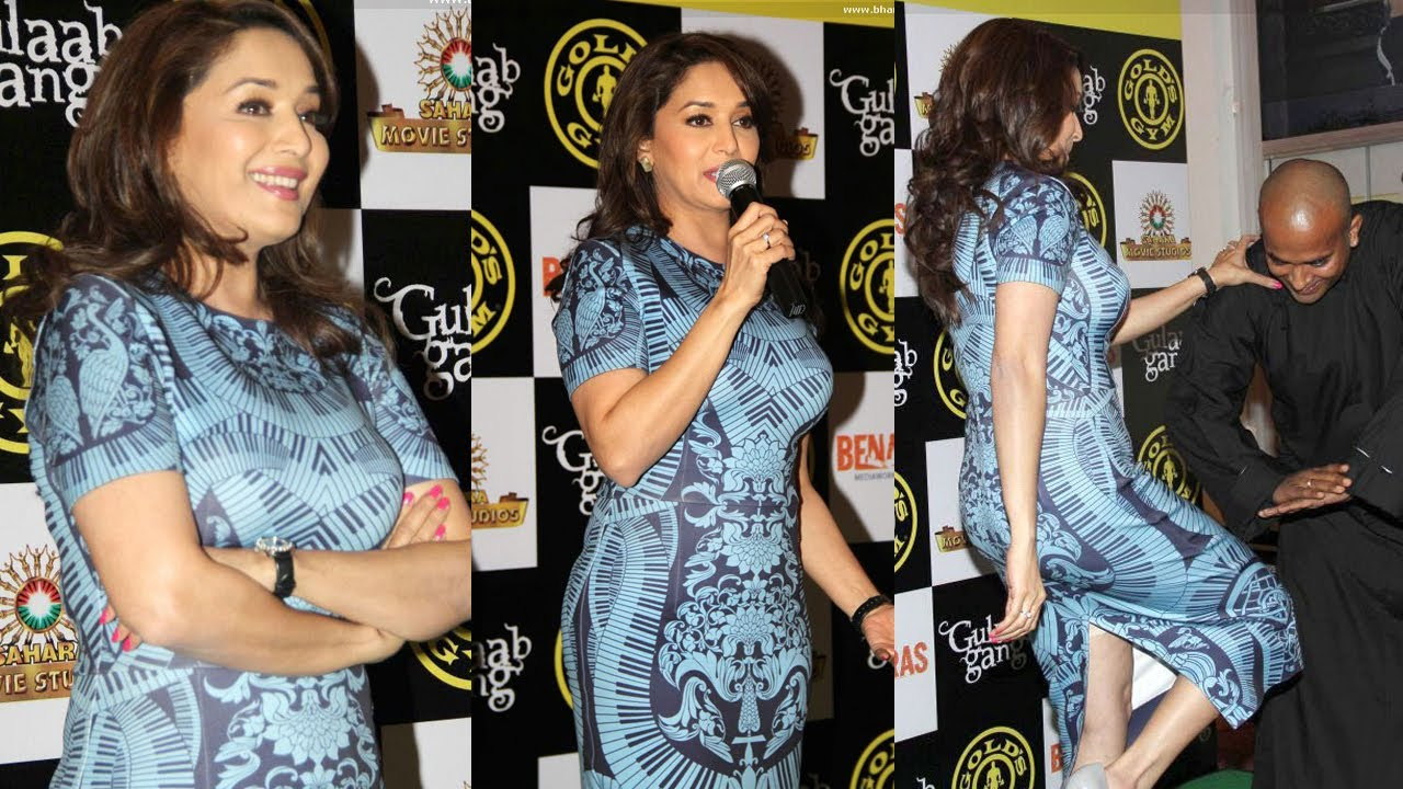 Madhuri dixit without cloth
