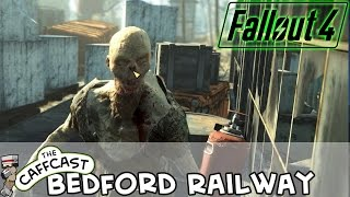 Fallout 4 PC (Max Settings 1080p 60fps) Bedford Railway Station #9
