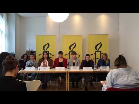 FIRST DO NO HARM press meeting Copenhagen