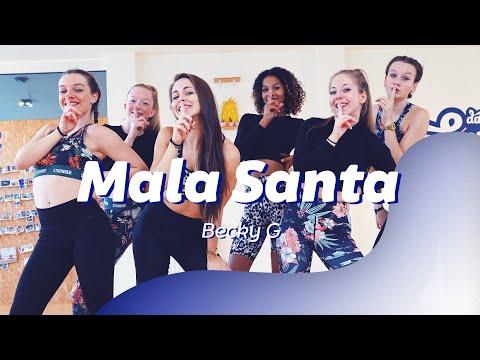 MALA SANTA - Becky G | Dance Video | Choreography | Dance Cover | Official Dance