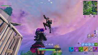 Fortnite: Kill/ nBKg hears her coming from a mile away (Lace skin) #sk8NPLay