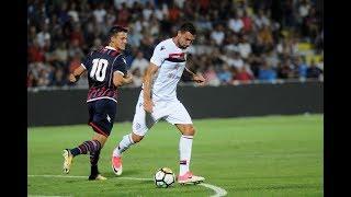 Video Gol Pertandingan Crotone vs Cagliari
