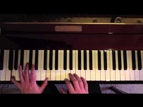 Ob-La-Di, Ob-La-Da - HD piano tutorial - Beatles