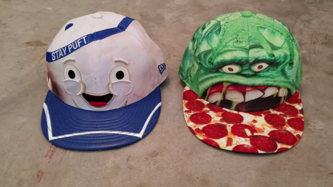 New Era Ghostbusters Hat Collection - YouTube f38b1874c3cc