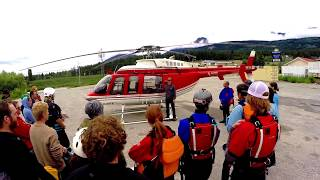 Helicopter Rafting in Golden, BC | Kicking Horse River