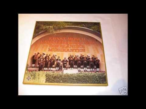 Ernst Mosch - Potrait in Gold (1972) Komplette LP