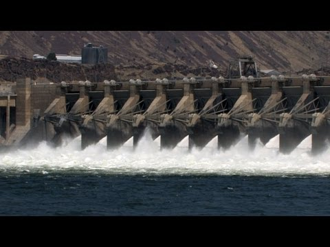 Fish Passage Improvements to Columbia and Snake River Dams