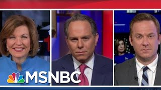 Shifting Explanations Raises Questions About Trump Admin Intel On Iran | The 11th Hour | MSNBC