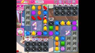 Candy crush saga level 1469 No booster 3 stars
