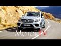 TEST DRIVE: MERCEDES-BENZ GLE 350d (GER)