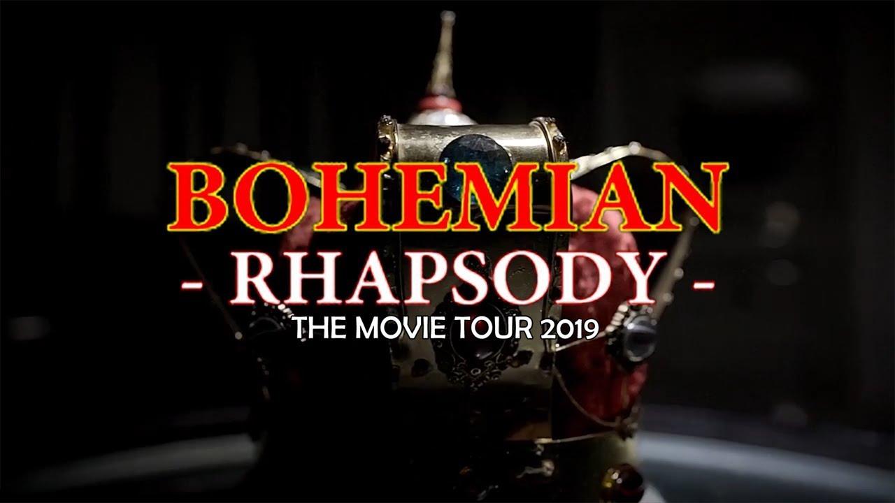 bohemian rhapsody 2019