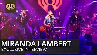 Download Miranda Lambert Tells Us What Her Favorite Song Is From 'Wildcard' + More! Mp3 and Videos
