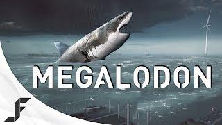 Repeat youtube video Battlefield 4 Megalodon - Giant Shark Easter Egg? + Phantom Prospect