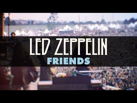 Led Zeppelin - Friends (Official Audio)