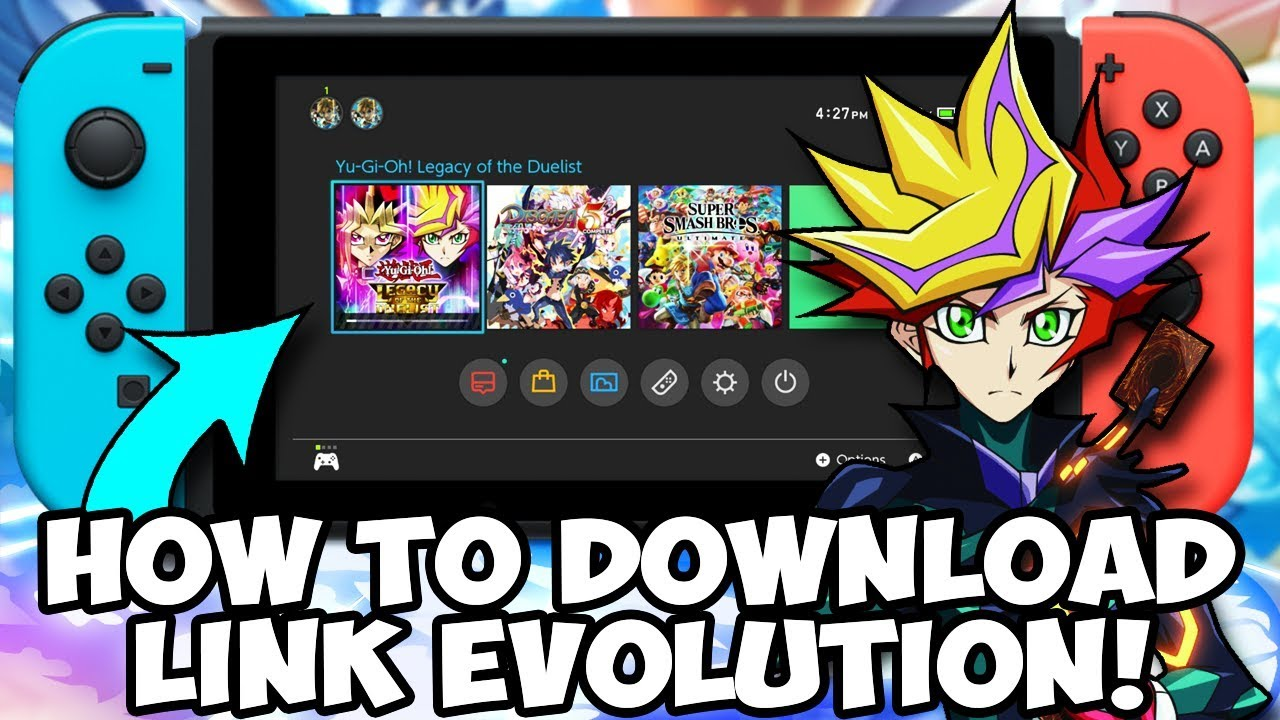 Yu-Gi-Oh! Legacy of the Duelist: Link Evolution Card Guide & Tips
