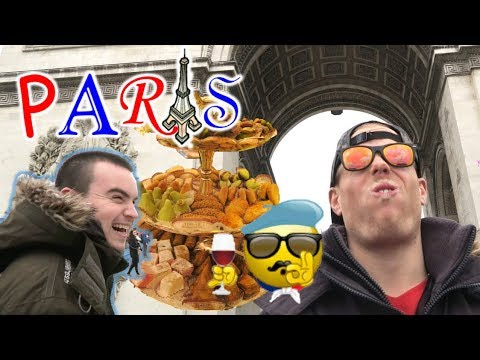WEED & MUNCHIES 5... PARIS!! 🇫🇷  Must Eat Moroccan Food Restaurant | France Travel Vlog