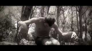 black and white Forest Tribal Dubstep (Male belly dance)