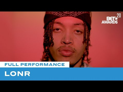 """LONR Performs """"Make The Most"""" At The 2020 BET Awards 