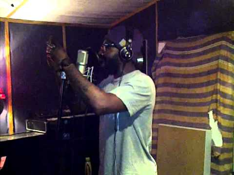Mikill Pane In The Booth (Sticky Studios)
