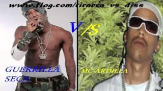 Guerrilla Seca vs Ardilla