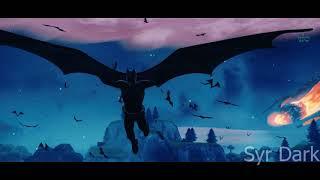 اغنية باتمان في فورت نايت - ضوء لمع وسط المدينة 🔥
