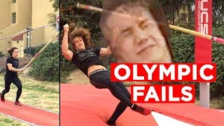 OLYMPIC LEVEL FAILS!! | Viral Sports Bloopers & Videos From IG, FB, Snapchat And More! | Mas Supreme