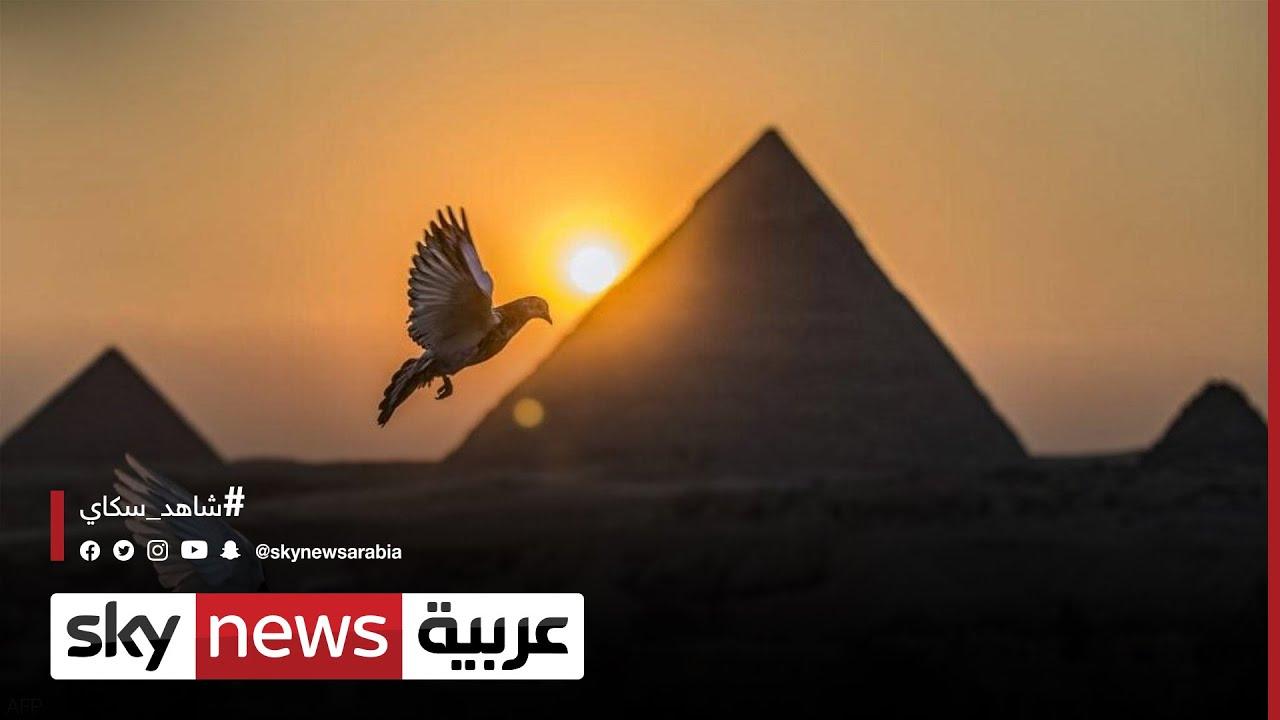 مصر من الوجهات السياحية المفضلة للسياح الروس   #مراسلو_سكاي#