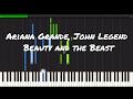 Beauty And The Beast Ariana Grande John Legend
