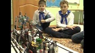 Победа белгородских школьников в «РобоФесте»