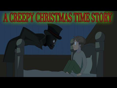 A Creepy Christmas Time Story Animated