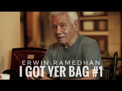 "I Got Yer Bag #1 ""Erwin Ramedhan - Photojournalist"""
