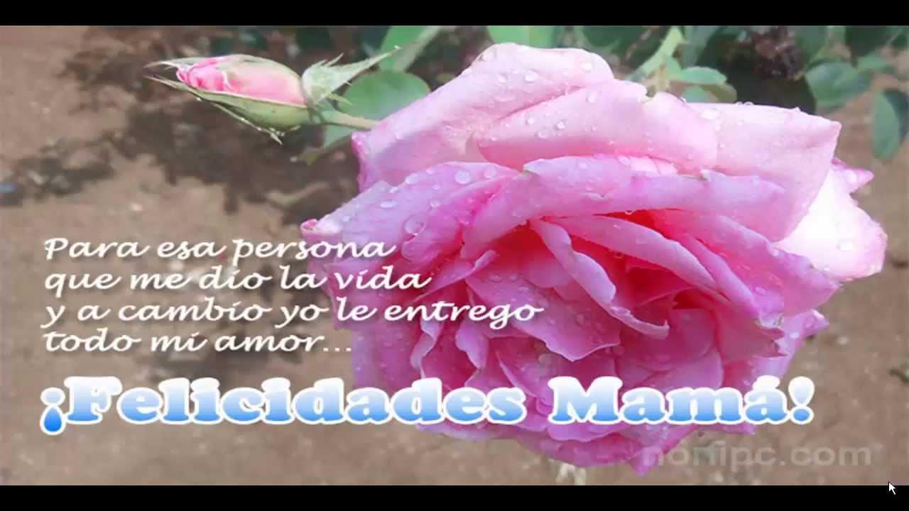 Tarjetas Dia De La Madre 2 Saludos Con Frases Y Pensamientos