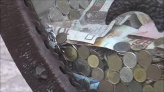 Banknot 500 zł w miejskiej skarbonce
