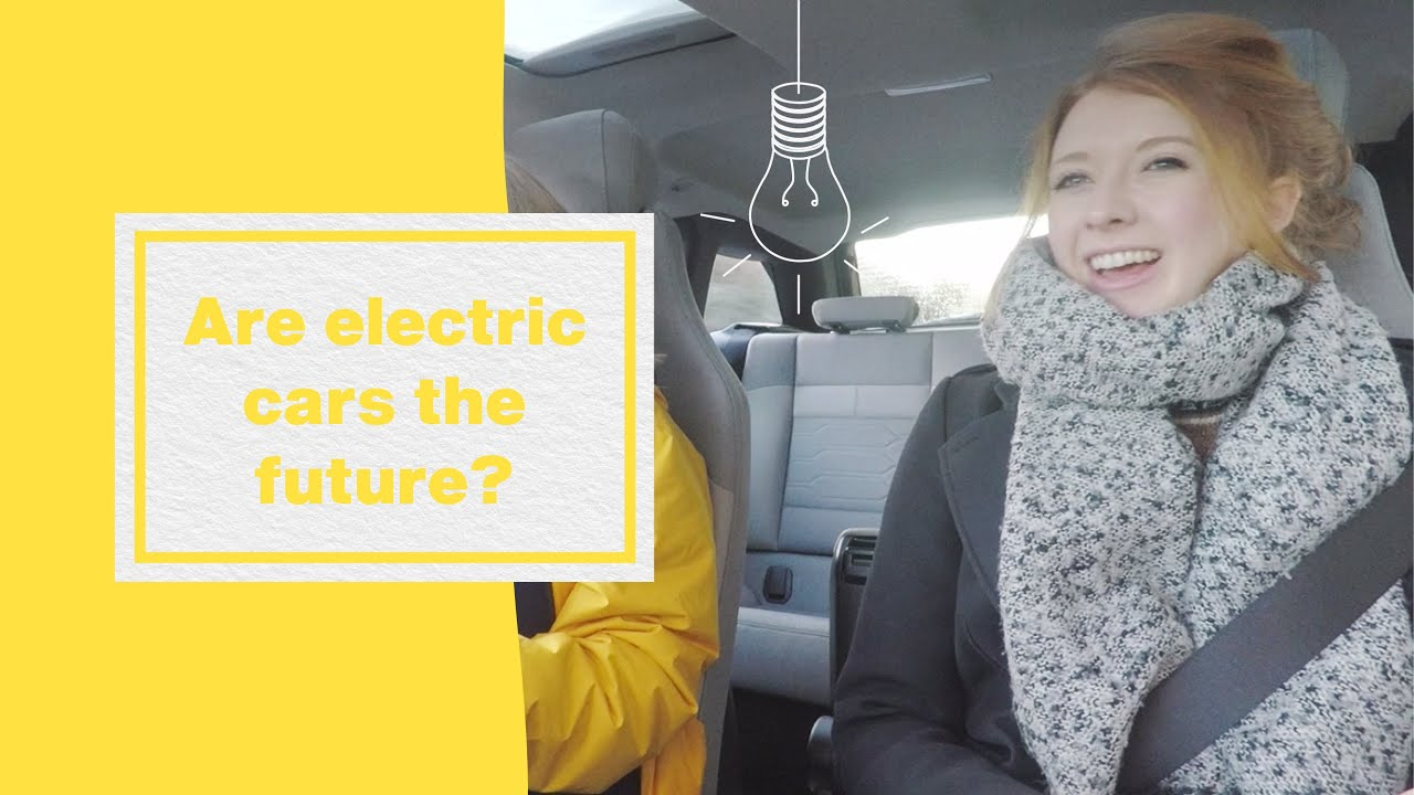 Are Electric Cars The Future We Test Out The Bmw I3 I Hubbub Vlog