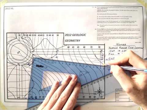 2012 HL DCG Geologic Geometry