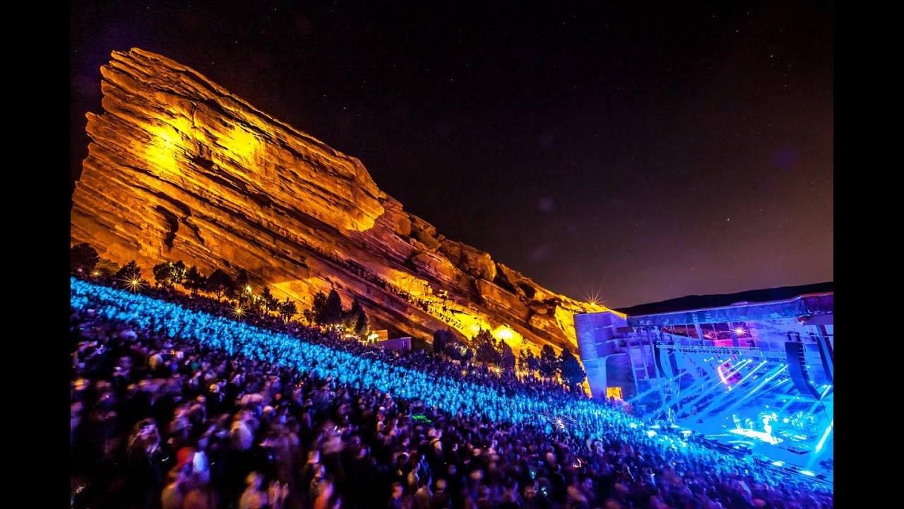 Image result for Red Rocks Amphitheatre