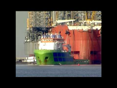 Keppel delivers Floatel Superior the first of two newbuild semi-submersibles