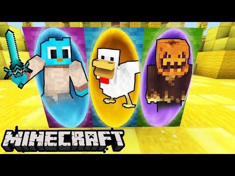 PORTALE DO: GUMBALL, PTAK, DYNIA - Minecraft