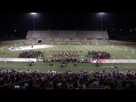 Round Rock Dragon Band Send Off Night 2017