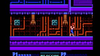 Double Dragon II - The Revenge - Foxy