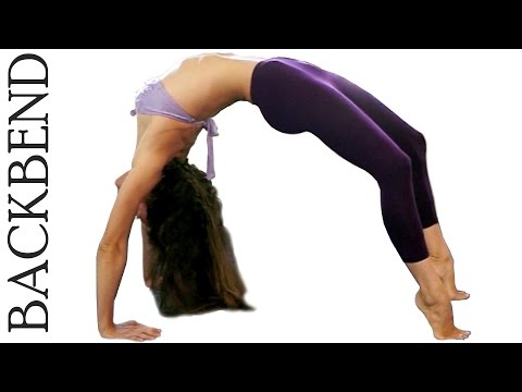 Flexibility Challenge - Back Bend Stretches & Tutorial For Gymnastics & Dance