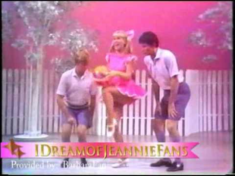 "Barbara Eden's Sassy ""Don't Tell Mama!"""