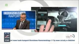 Ekonomia Raport 15 05 2015 Rafał Otoka Frąckiewicz o grach, telewizji i prolife