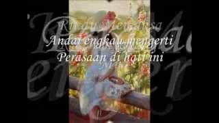 Rindu Memaksaku Menyayangimu - Francessca Peters ~Lirik~