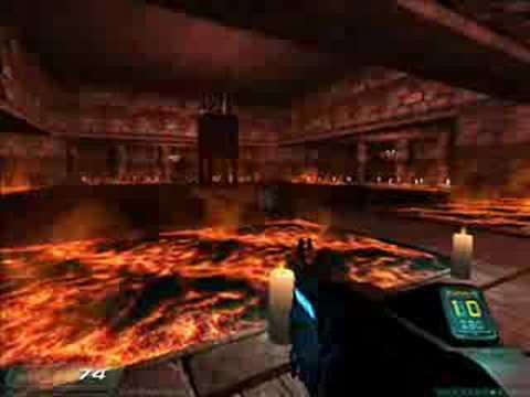 Paul's Gaming - Doom 3 MOD - Hellgate part10  